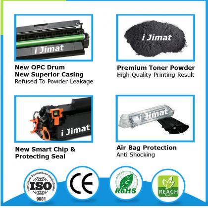 HP 285 CE285A 85A High Quality Compatible Laser Toner Cartridge For HP Laserjet P1102 / P1102W / M1212NF / M1217nfw / P1100 / P1102W / Pro M1132 / P1100 / Pro M1130 / M1132 / M1210 / M1214nfh Printer Ink
